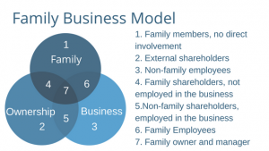 Family Business Three Circles